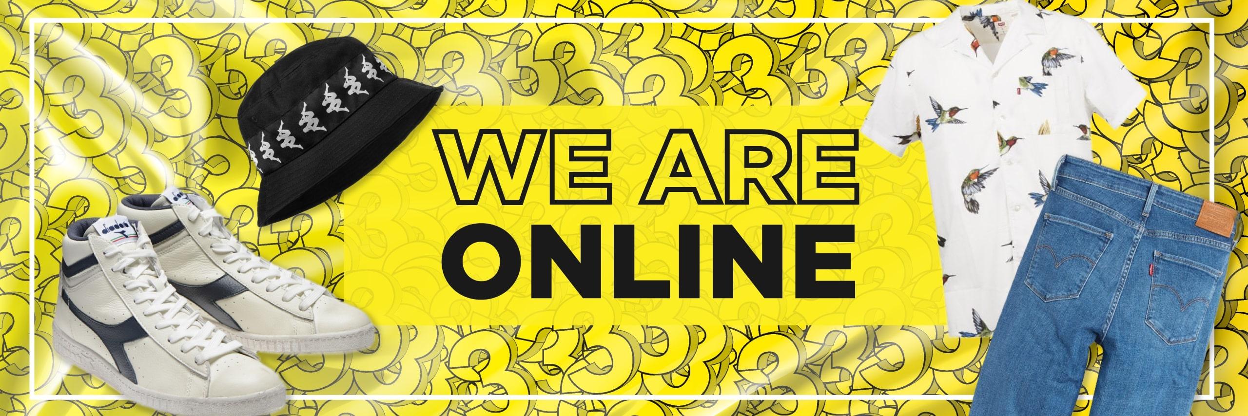 Siamo online con TrePuntoZero Shop